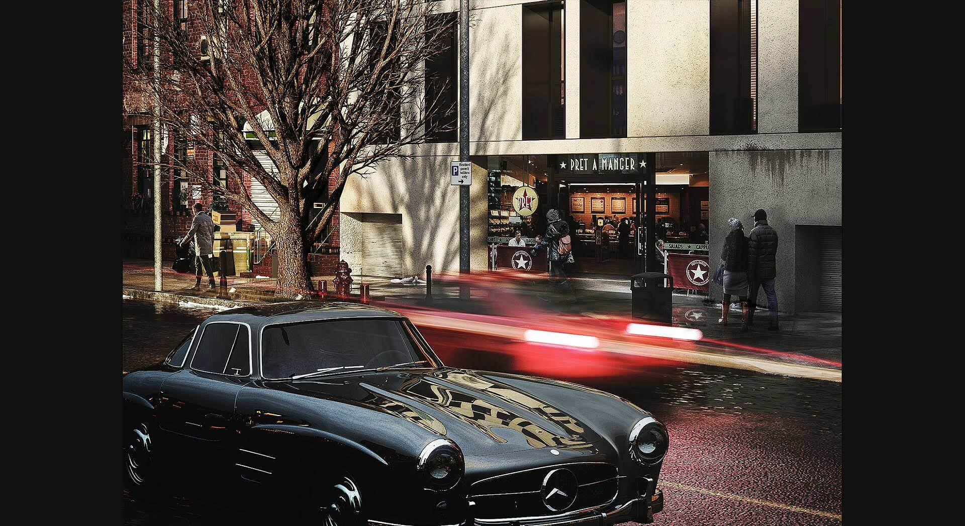 Automotive | Visualisation (CGI) Configuration | Line Creative