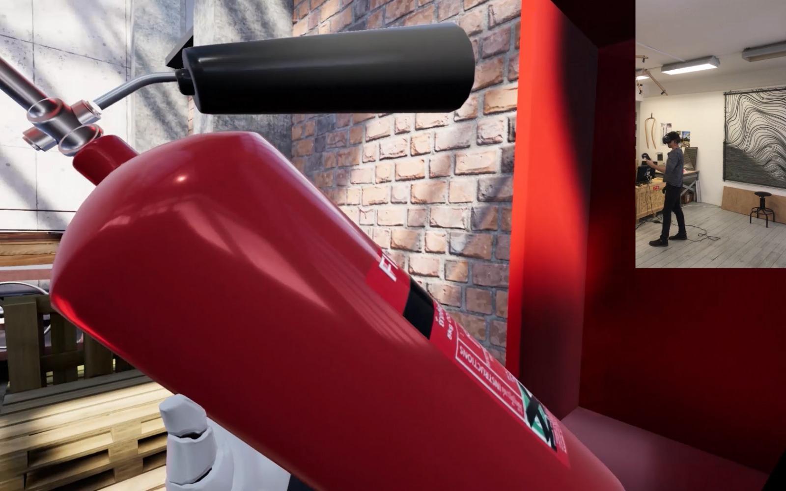 Virtual Reality | Virtual Reality Training Simulation | Line Creative