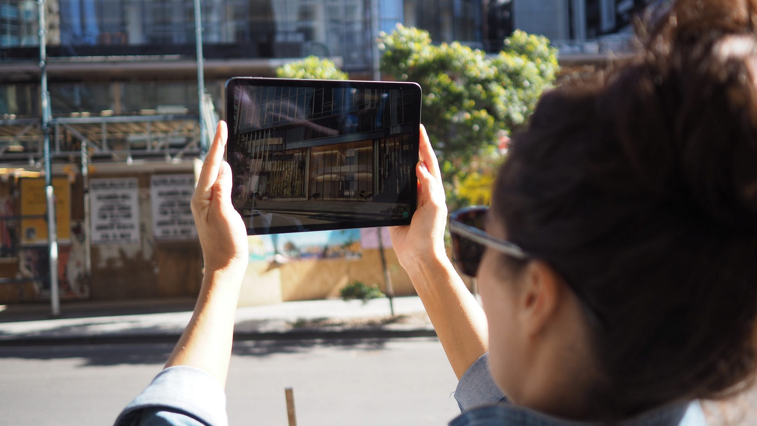 Augmented Reality Application | Line Creative & Lucid View Marketing Viz