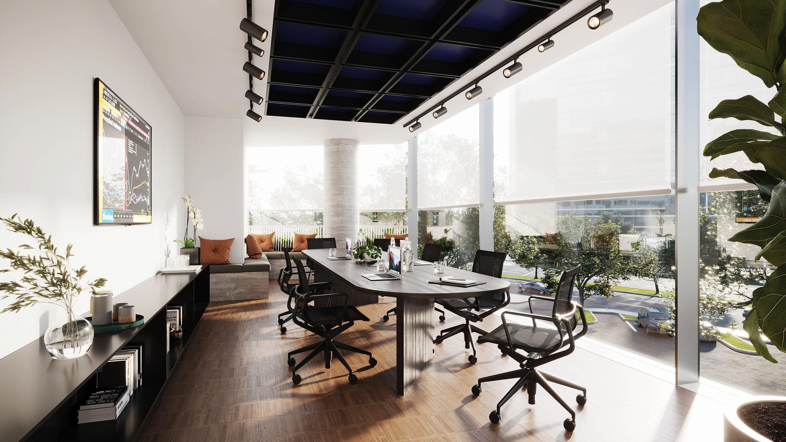 3D Rendering | Architectural Visualisation CGI | Line Creative